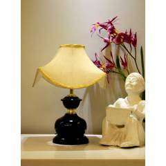 Tucasa Table Lamp with Designer Shade, LG-430, Weight: 450 g