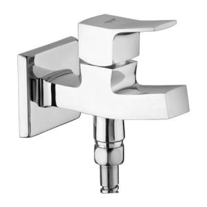 Eauset Tana Single Lever Two-way Bibcock in single control system with Wall Flange, FTN021