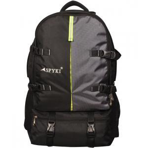 SPYKI TRIKY33 Grey Polyester Rucksack Bag