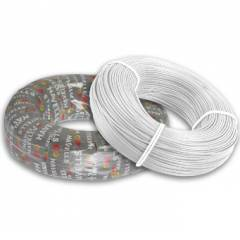 Havells 16 Sq mm Life Line S3 FR White Cable, WHFFDNWB1016, Length: 100 m