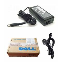 Dell 65W Laptop Adapter Charger & Power Cord