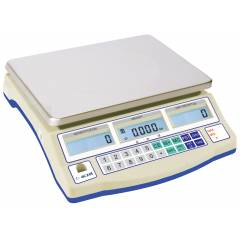 Aczet CG 3N Stainless Steel Counting Scale, Capacity: 3 kg