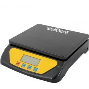Stealodeal 25kg Electronic Digital Weighing Machine with Adapter, Ts-500v