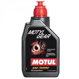 Motul MotylGear 75W90 Gear Oil, 1 Litre