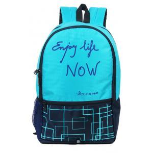 Polestar Hero 32 Litre Blue & Navy Polyester Backpack