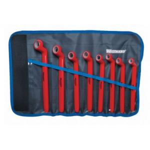 Wiha Germany Ring Spanner Set, 100124042 (Pack of 8)
