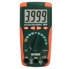 Extech Digital Mini Multimeter, MN16A
