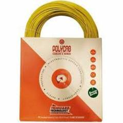 Polycab 90m 10 Sq mm Red House Wire, HFRR1090
