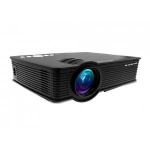 Egate i9 MIRACAST LED HD Projector with 7x5 Feet Eyelet Projector Screen