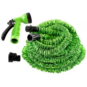 Qubeplex 25 Feet Expandable Water Hose Pipe