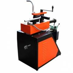 Inder Hydraulic Motorised Compact Pipe Bender with Double Frame Open Bending Conduit Metric Formers, P-281B