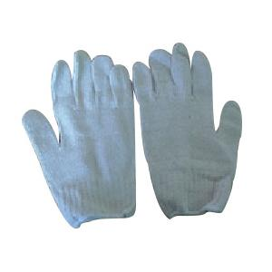 Tee Pee Knitted White Hand Gloves, Weight: 50g (Pack of 10)