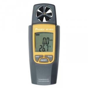 Proskit MT-4015 Thermometer And VaneAnemometer