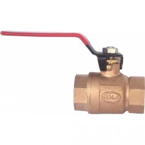 Mala Bronze Super Ball Valve, MM-258, Size: 1 Inch