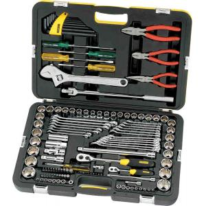 Stanley 132 Pieces Metric & A/F Tool Kit, 99-059-12