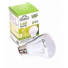 Dolphin 5W B-22 Cool White LED Bulbs, D5W100 (Pack of 100)