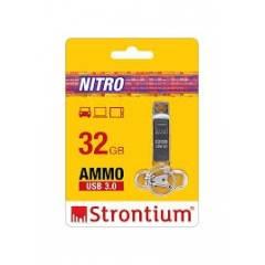Strontium SR16GSLAMMO 32GB Silver Pen Drive