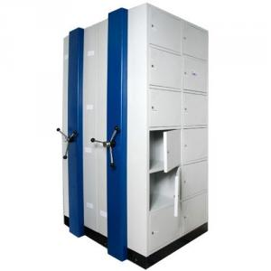 Safeage Compactor Storage System, Height: 2150 mm
