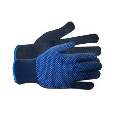 Sai Safety 50 g Blue Dotted Premium Free Size Gloves (Pack of 50)