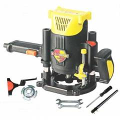 Sharp Gold Cyclone 12mm Heavy Duty Router, 1350 W