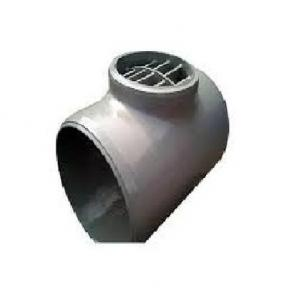 3 Inch Stainless Steel Barred Tee Elbow Fitting