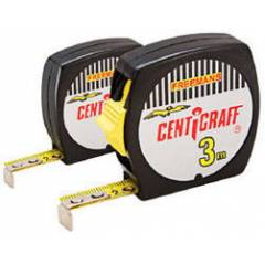 Freemans Centigraff Steel Tape Rules with Belt Clip, Length: 3 m, Width: 13 mm