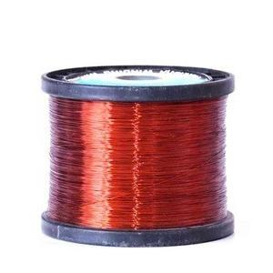 Reliable 0.345mm 10kg SWG 8 Enameled Copper Wire