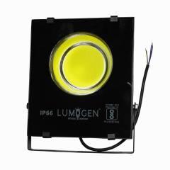 LumoGen 50W Cool White Heavy Duty COB Flood Light