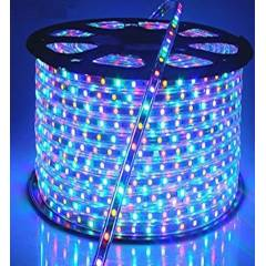 VRCT Classical 4.1m Multi Colour Waterproof SMD Strip Light with Adaptor, MultiColorSMD 4.1