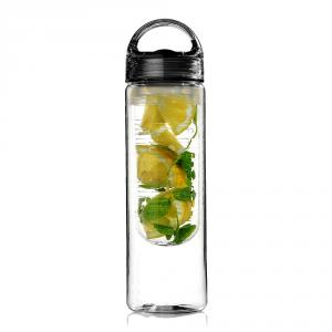 Dizionzrio Black Fruit Infuser Water Bottle