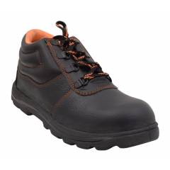 Neosafe Crush A5031 Low Ankle Steel Toe Safety Shoes, Size: 6