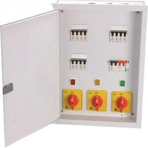 Benlo 40A 6 Way 3 Phase MCB Distribution Boards, BETCDRS640 (Pack of 3)