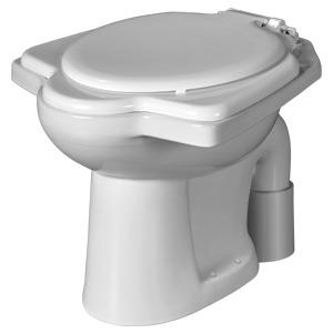 Varmora Off White Anglo Indian S Trap Water Closet, Dimensions: 565x450x390 mm