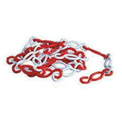 Asian Loto 10m Plastic Chain Road Safety Traffic Barrier Chain, ALC-TCA4