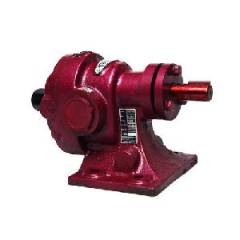 Rotodel 75 lpm Red High Temperature Rotary Gear Pump, HGN 125
