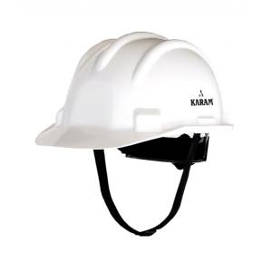 Karam White Safety Helmet, PN 521