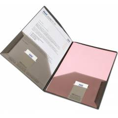 Solo Presentation Folder RC607 Size: F/C (Pack of 10)