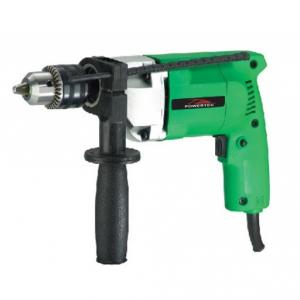 Powertec Impact Drill Machine, PPT-ID-13, 600W, 2900rpm