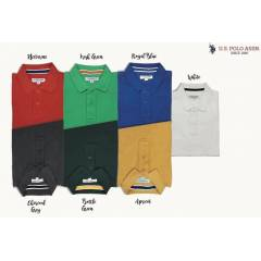 US Polo T-shirt For Men & Women, Size: XL