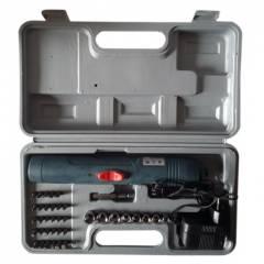 Herz Germany 3.5mm 40 Pieces Cordless Screw Driver Kit, HZ-205