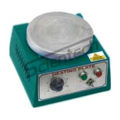 Scientech 1.5kW Round Hot Plate with Cast Iron Top, SE-182