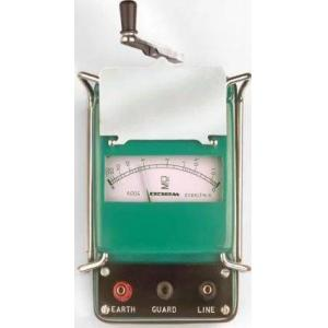 Waco 100 MΩ Hand Driven Analog Insulation Testers, WI 253
