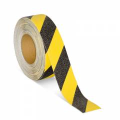 LTD 18mx24mm Black and Yellow Antiskid Tape