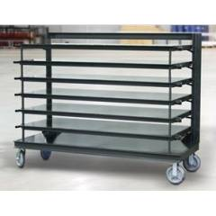 Fabtech India Stainless Steel Grey Portable Racks