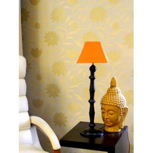 Tucasa Table Lamp with Square Shade, LG-96, Weight: 800 g
