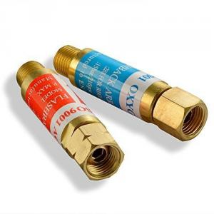 Sir-G Oxygen/Acetylene Flashback Arrestor Set