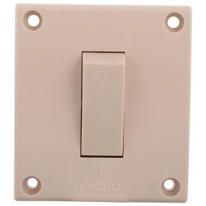 Anchor Penta Capton 1 Way Switch (Pack of 10)