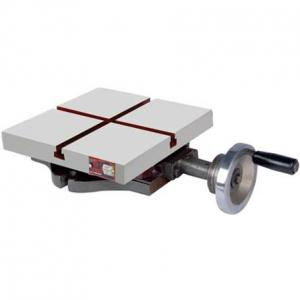 Apex Compound Sliding Table With Calibrated Wheels & Swivel Graduated Base, 708