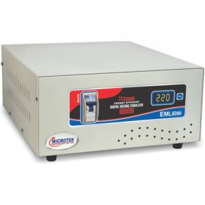 Microtek EML 5090 5KVA Mainline Digital Voltage Stabilizer