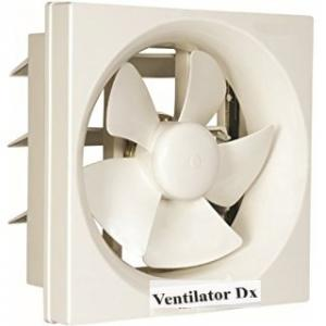 Orient 1250rpm Ventilator Dx Ivory Ventilation Fan, Sweep: 250 mm
